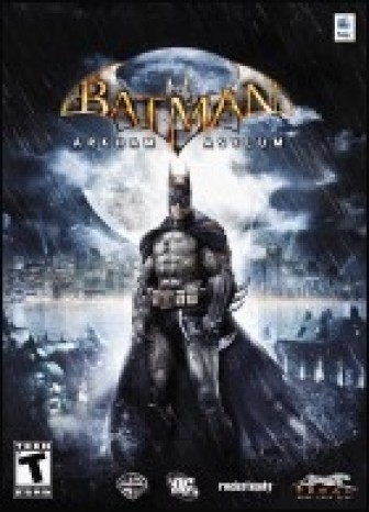 Batman Arkham Asylum (Mac)