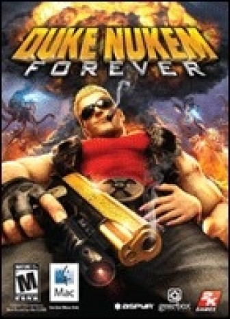 Duke Nukem Forever (Mac)