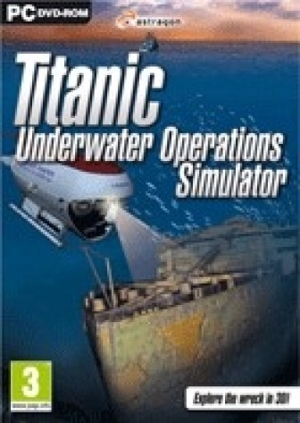 Titanic Underwater Operations Simulator