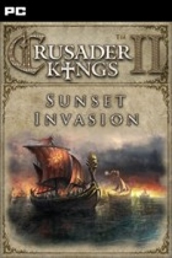 Crusader Kings II - Sunset Invasion - DLC (PC – Mac)