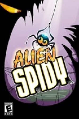 Alien Spidy (PC-Mac)