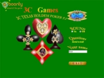 3C Texas Holdem Poker
