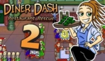 Diner Dash 2 - Restaurant Rescue