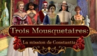 Three Musketeers Secrets: Constance's Mission