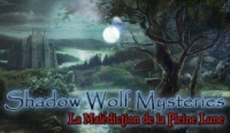 Shadow Wolf Mysteries: Curse of the Full Moon