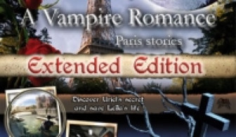 A Vampire Romance: Paris Stories Extended Edition