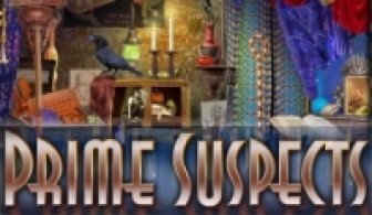 Mystery Case Files - Prime Suspects