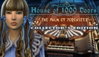 House of 1000 Doors: The Palm of Zoroaster Collector's Edition