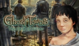 Ghost Towns: Cats of Ulthar