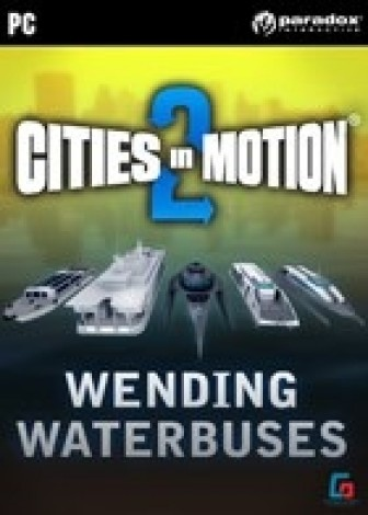 Cities in Motion 2: Wending Waterbuses - DLC (PC - Mac)