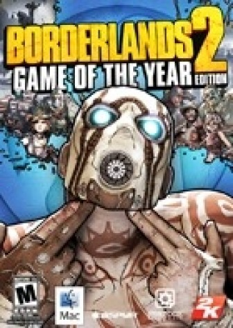 Borderlands 2 - Game of the Year Edition (Mac)