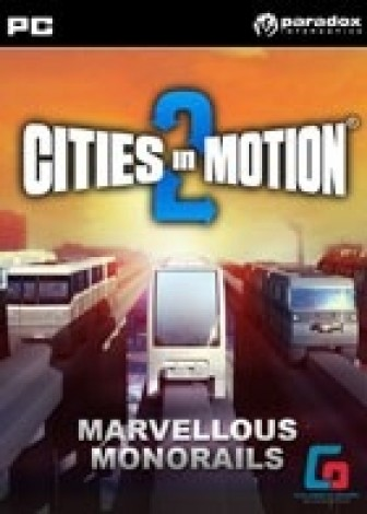 Cities in Motion 2 - Marvellous Monorails - DLC (Win - Mac - Linux)