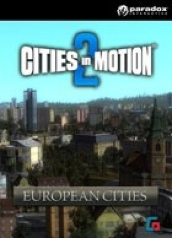 Cities in Motion 2: European Cities Expansion Pack (Win - Mac - Linux)