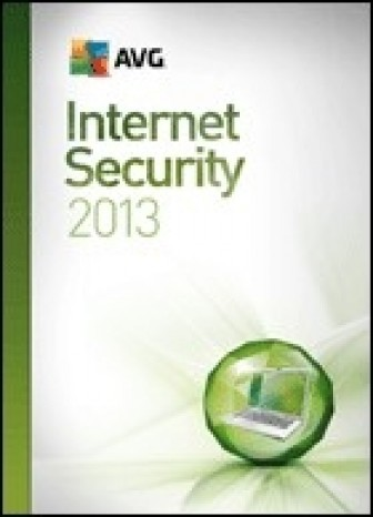 AVG Internet Security 2013 - 1 year