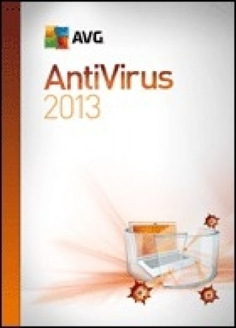 AVG AntiVirus 2013 - 1 year