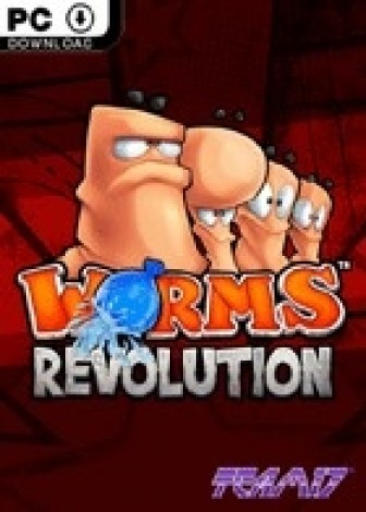 Worms Revolution - 4 Pack