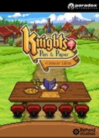 Knights of Pen & Paper + 1 Deluxier Edition (Win - Mac - Linux)