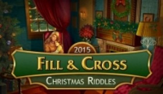 Fill and Cross Chrismas Riddles