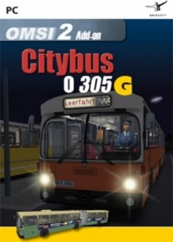 OMSI 2 - Citybus O305G Add-On
