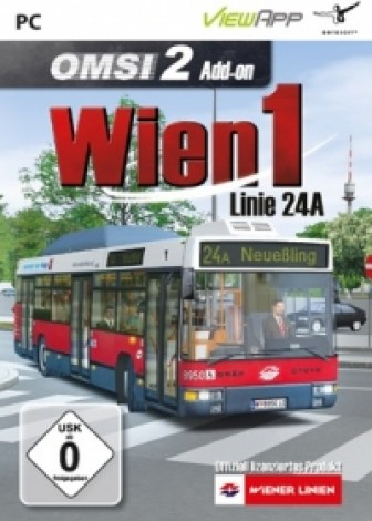 OMSI 2 - Vienna 1 - Line 24A Add-On
