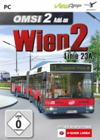 OMSI 2 - Vienna 2 - Line 23A Add-On