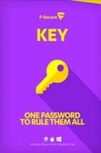 F-Secure Key - 1 User - 1 Year