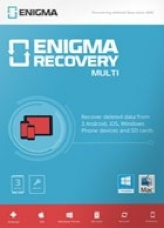 Enigma Recovery - Multi (3 devices / Lifetime)