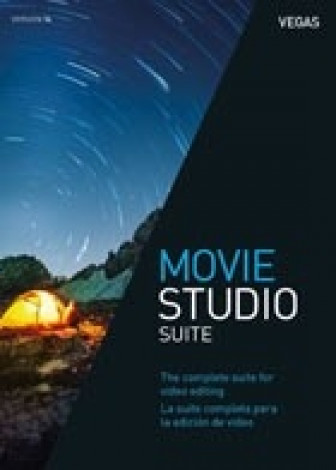 Sony VEGAS Movie Studio 14 Suite