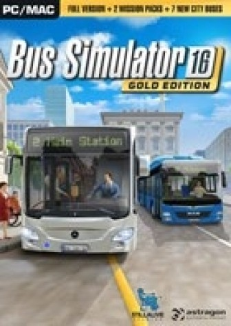 Bus Simulator 16: Gold Edition