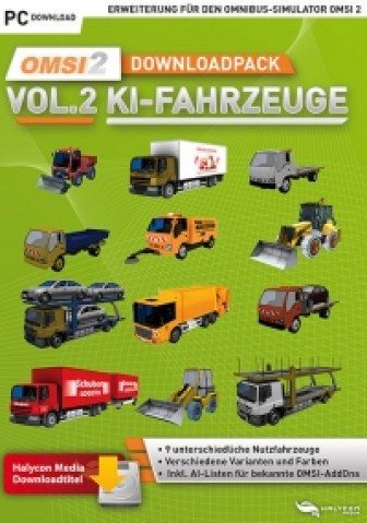 OMSI 2 - Downloadpack Vol. 2 - AI-Vehicles