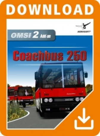 OMSI 2 - Coachbus 250 Add-On