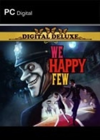 We Happy Few - Digital Deluxe Edition