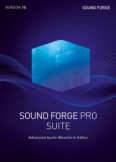 SOUND FORGE Pro 15...