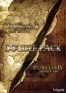Double Pack Patrician IV Gold + Port Royale 3 Gold