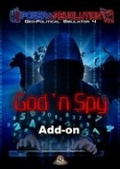 God'n Spy add-on - Power & Revolution: Geo-Political Simulator 4
