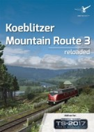 Train Simulator: Koeblitzer Mountain Route 3 reloaded Add-On