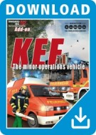 Emergency Call 112 - KEF the minor operations vehicle Add-On