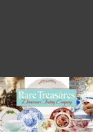 Rare Treasures: Dinnerware Trading Co