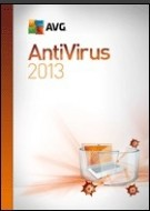 AVG AntiVirus 2013 - 2 years