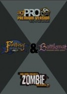 Mega Bundle - Axis Game Factory's AGFPRO & Premium & Zombie & Fantasy & BattleMat DLC's