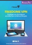 F-Secure Freedome - 5 User - 1 Year