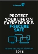 F-Secure Safe - 5 User - 1 Year