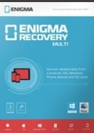 Enigma Recovery - Multi (3 devices / 1 Year)