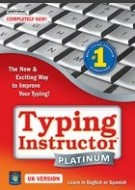 Typing Instructor Platinum 21 - Windows, UK/UK Keyboard