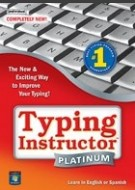 Typing Instructor Platinum 21 - Windows, UK/US Keyboard