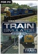 TRAIN SIMULATOR: CSX SD80MAC Loco (DLC)
