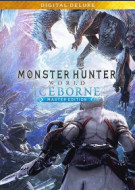 Monster Hunter World: Iceborne Master Edition Digital Deluxe
